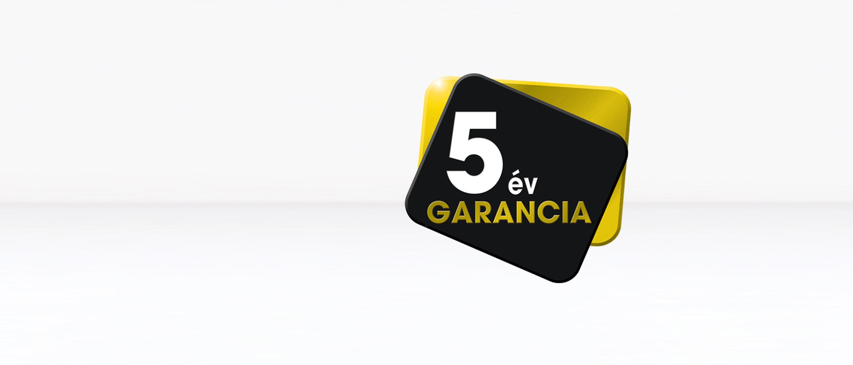 Brother 5 év garancia full banner kép