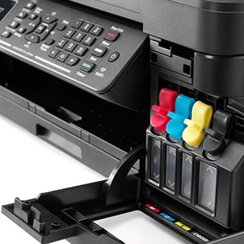 brother printer mfc-t910dw with open tank system