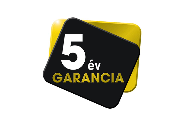 Brother 5 év garancia logó magyarul