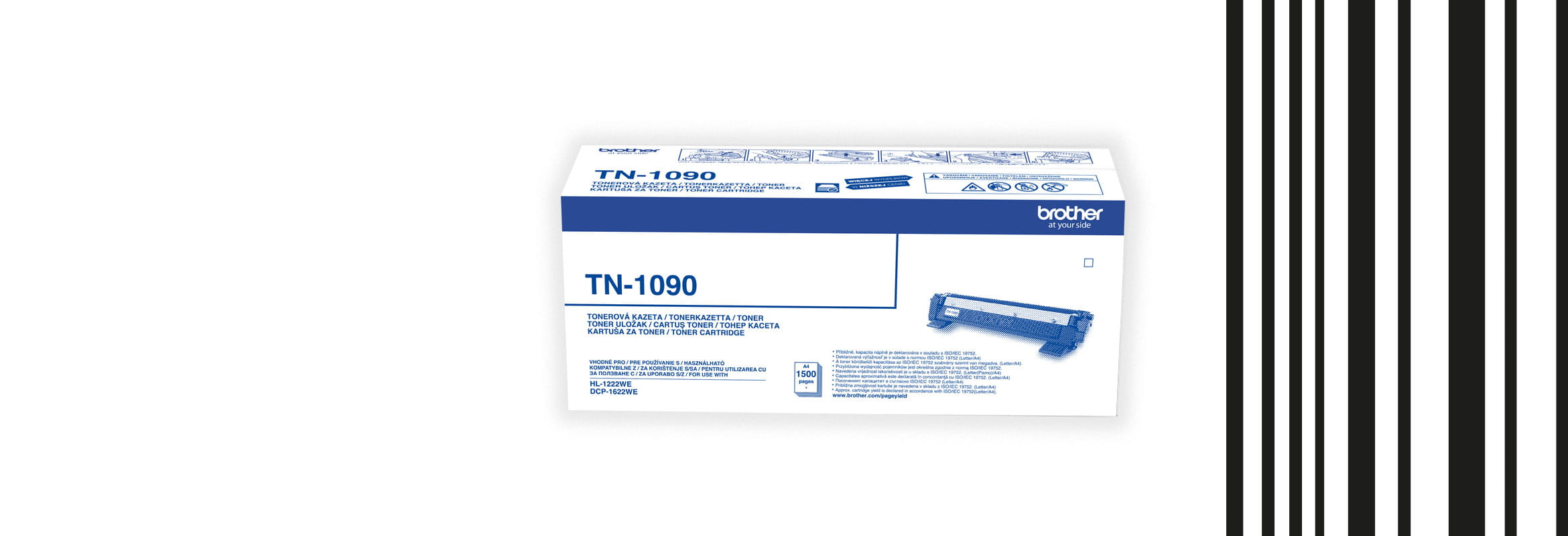 Brother original toner TN1090