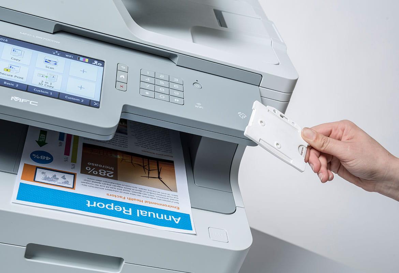 Secure-Print-Plus-NFC kártya