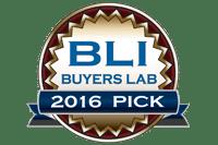 Buyers Lab BLI 2016 Summer Pick Award logó
