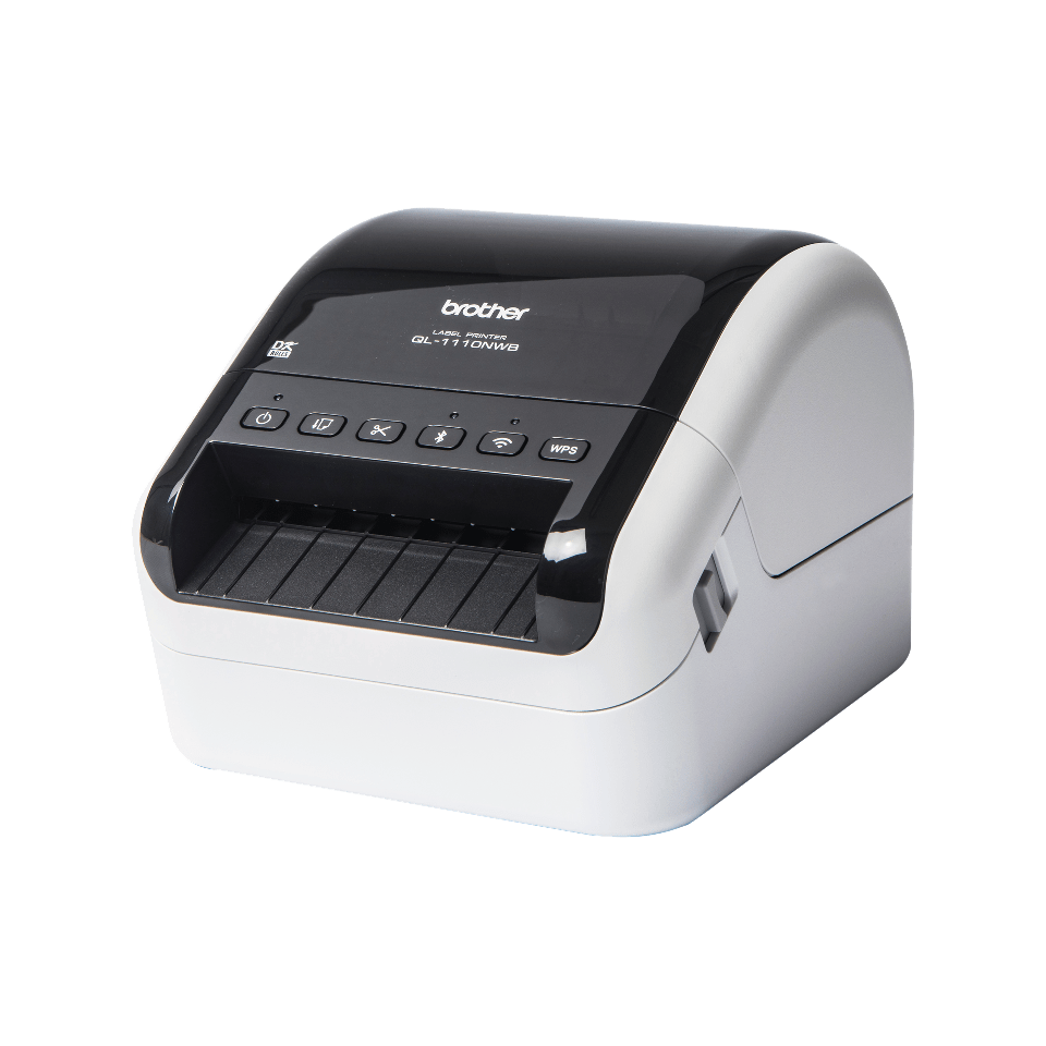 QL-1110NWB wide format shipping barcode label printer  2