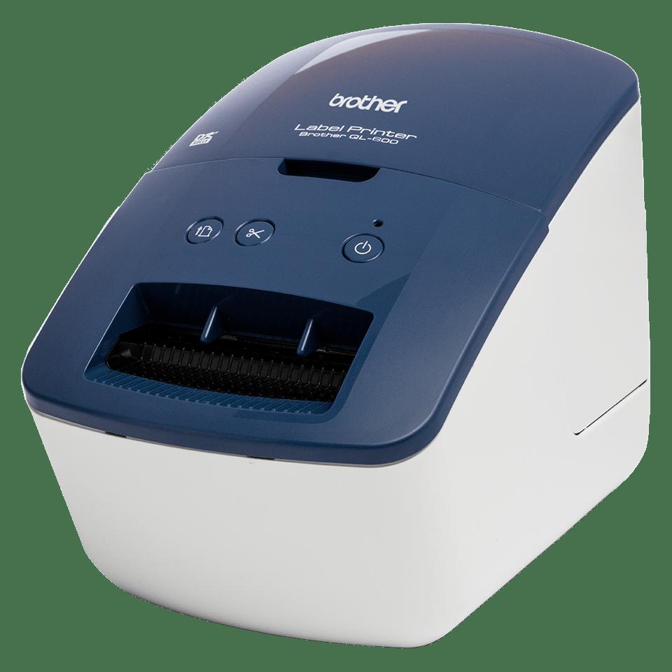 QL-600B postai és címkenyomtató 2