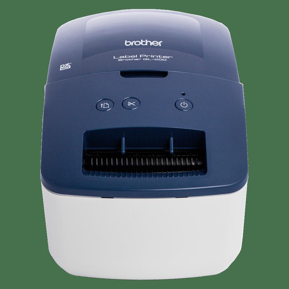 QL-600B postai és címkenyomtató