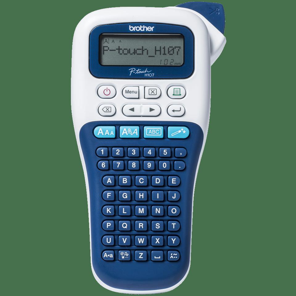 P-touch PT-H107B kézi címkéző készülék 2