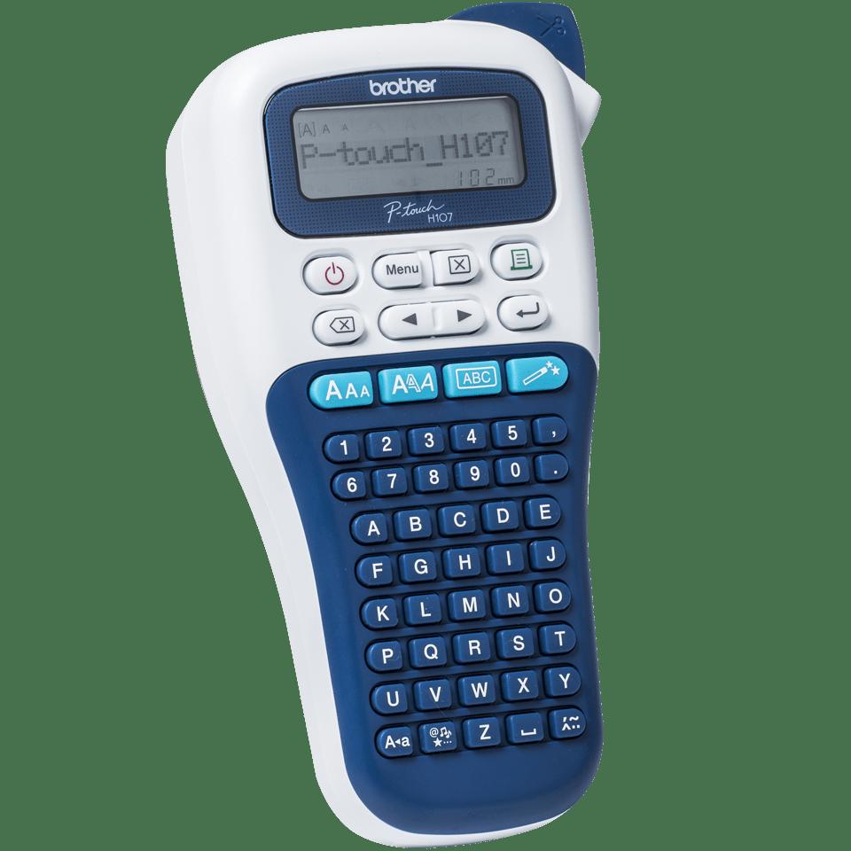 P-touch PT-H107B kézi címkéző készülék 3