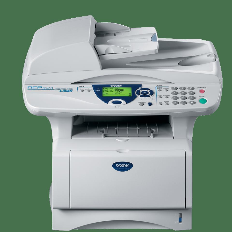 DCP-8045DN 0