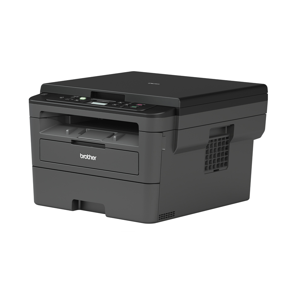 Compact Wireless 3-in-1 Mono Laser Printer - Brother DCP-L2532DW