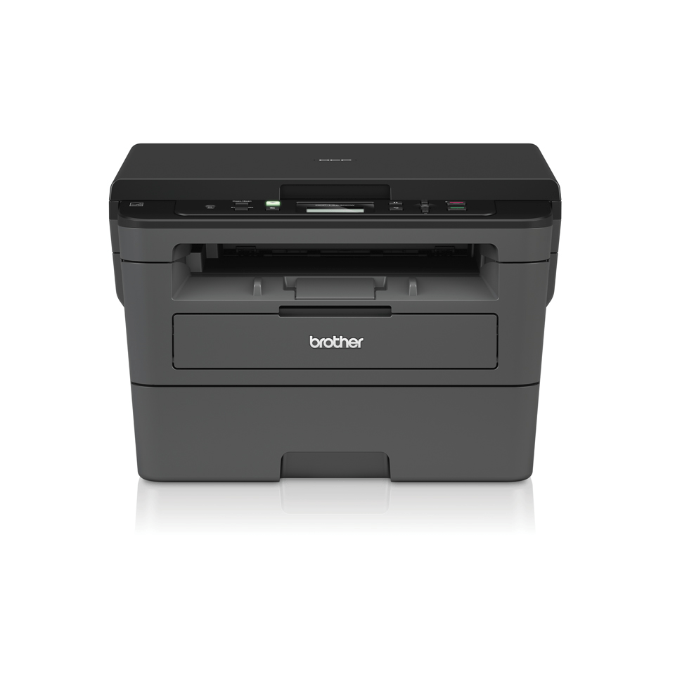Compact Wireless 3-in-1 Mono Laser Printer - Brother DCP-L2532DW 2