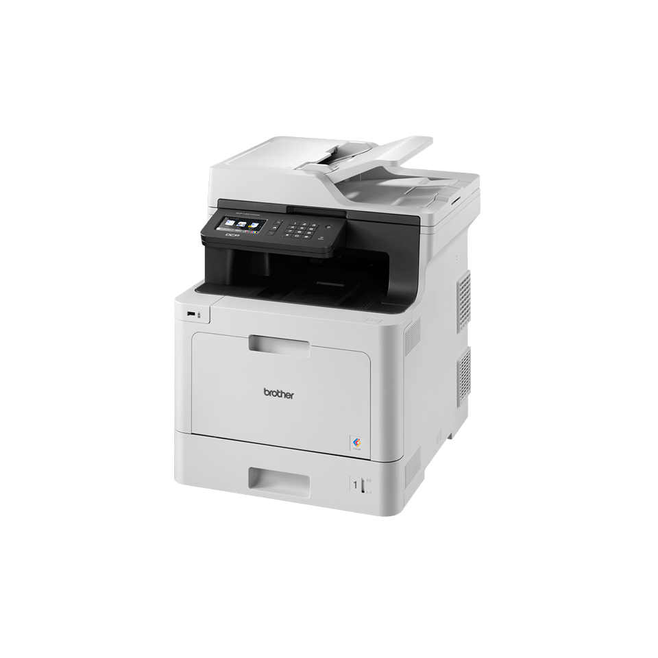 DCP-L8410CDW színes lézer + duplex és wireless