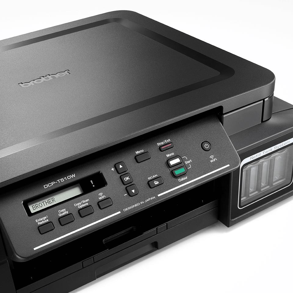 DCP-T310 InkBenefit Plus 3az1-ben színes, tintasugaras készülék a Brother-től 3
