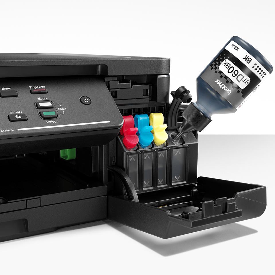 DCP-T310 InkBenefit Plus 3az1-ben színes, tintasugaras készülék a Brother-től 5