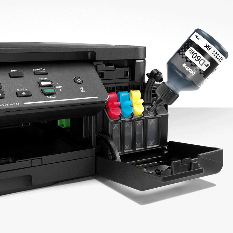 DCP-T510W InkBenefit Plus 3az1-ben színes, wireless, tintasugaras készülék a Brother-től 5