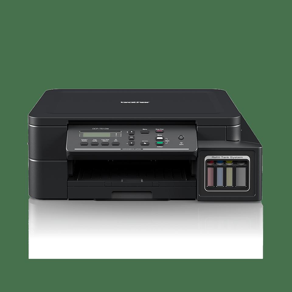 DCP-T510W InkBenefit Plus 3az1-ben színes, wireless, tintasugaras készülék a Brother-től