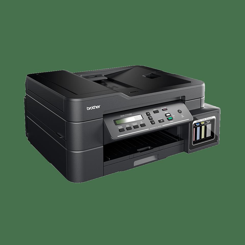 DCP-T710W InkBenefit Plus 3az1-ben színes, wireless, tintasugaras készülék a Brother-től 2