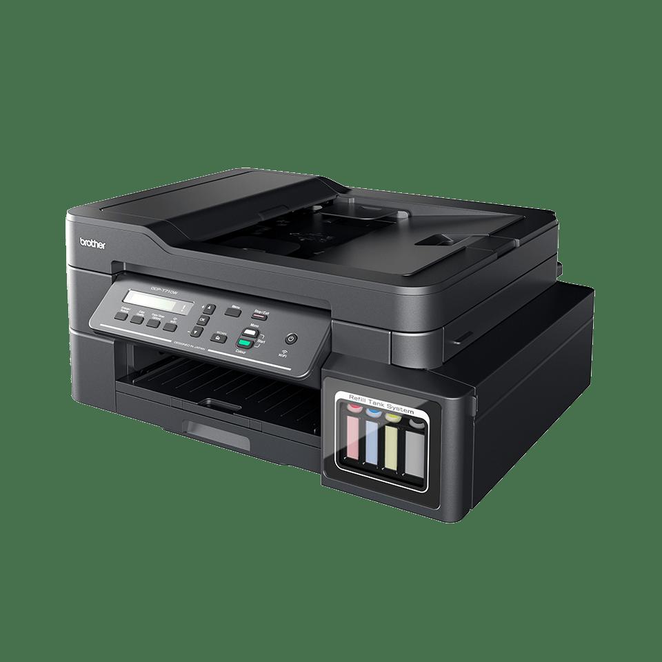 DCP-T710W InkBenefit Plus 3az1-ben színes, wireless, tintasugaras készülék a Brother-től
