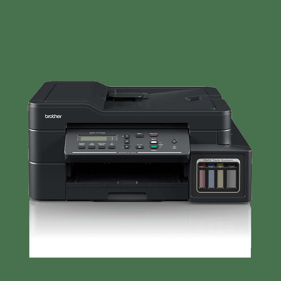 DCP-T710W InkBenefit Plus 3az1-ben színes, wireless, tintasugaras készülék a Brother-től 7