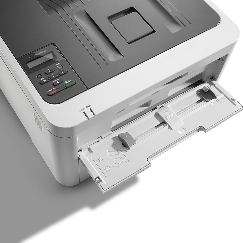 HL-L3210CW, professzionális színes wireless LED nyomtató 4