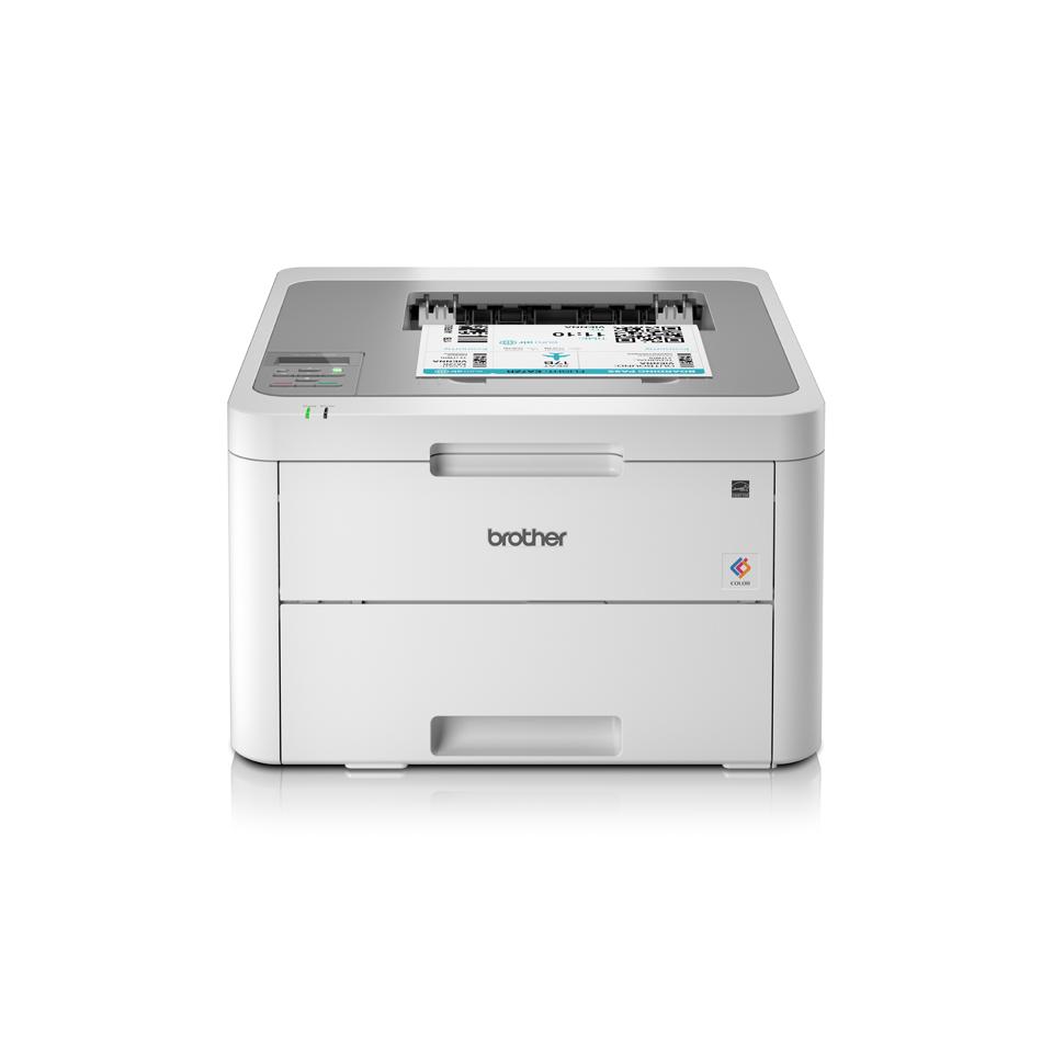 Brother HL-L3210CW, professzionális színes wireless LED nyomtató