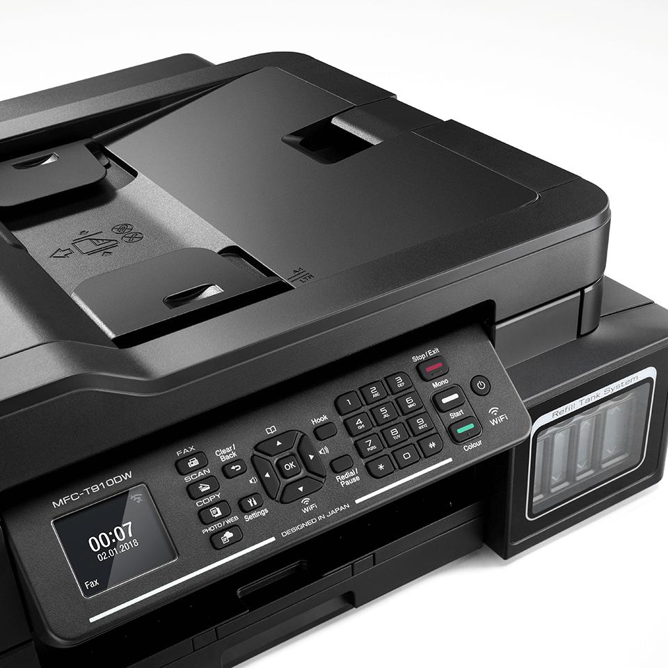 MFC-T910DW InkBenefit Plus 4az1-ben wireless tintasugaras készülék a Brother-től 5