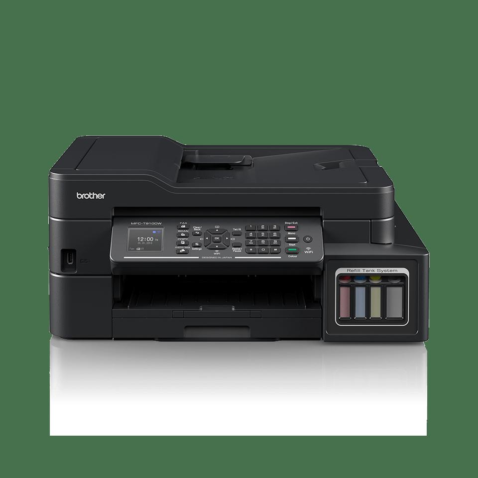 MFC-T910DW InkBenefit Plus 4az1-ben wireless tintasugaras készülék a Brother-től