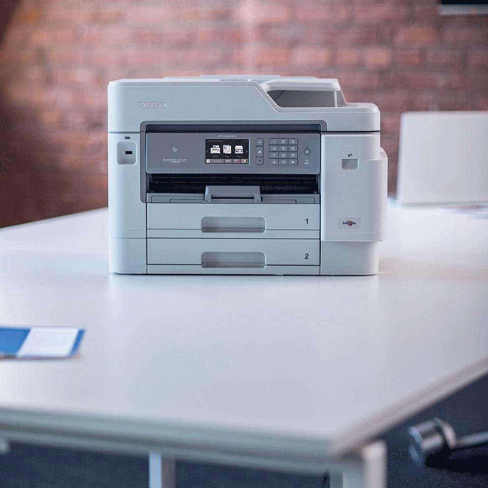 MFC-J5945DW színes wireless A3 tintasugaras 4az1-ben nyomtató 4