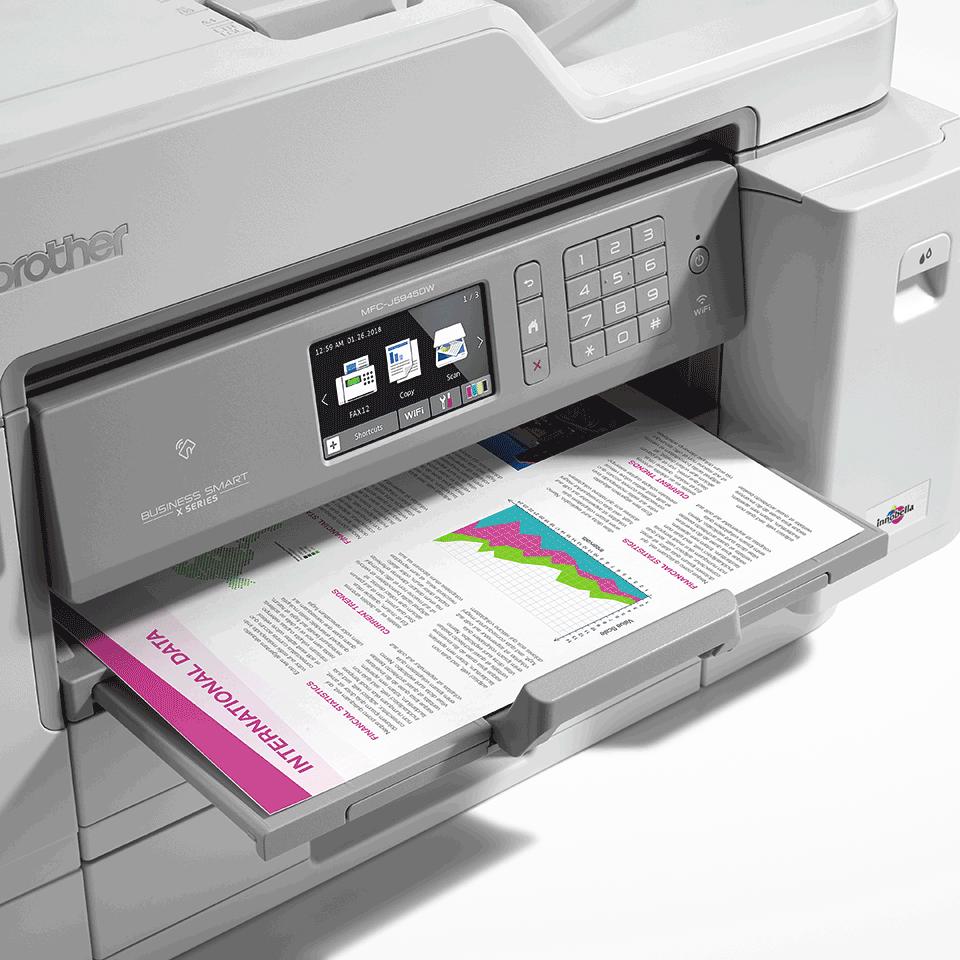 MFC-J5945DW színes wireless A3 tintasugaras 4az1-ben nyomtató 5