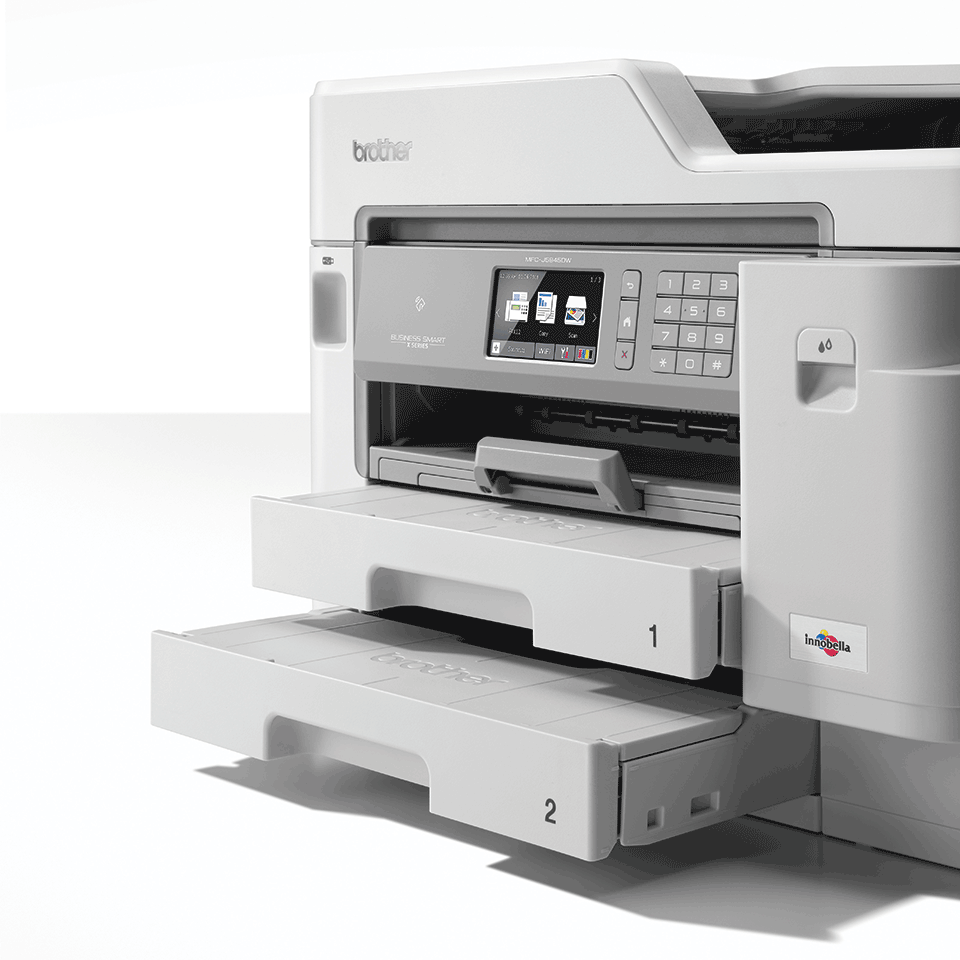 MFC-J5945DW színes wireless A3 tintasugaras 4az1-ben nyomtató 6