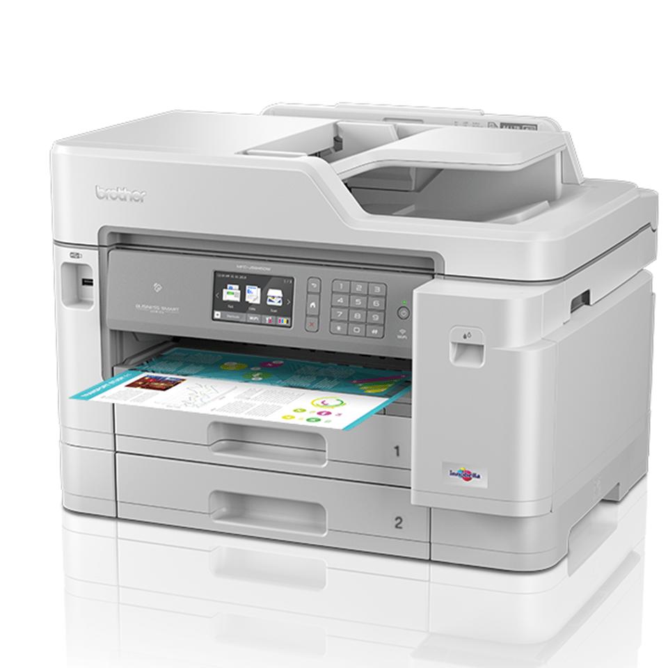 MFC-J5945DW színes wireless A3 tintasugaras 4az1-ben nyomtató 2