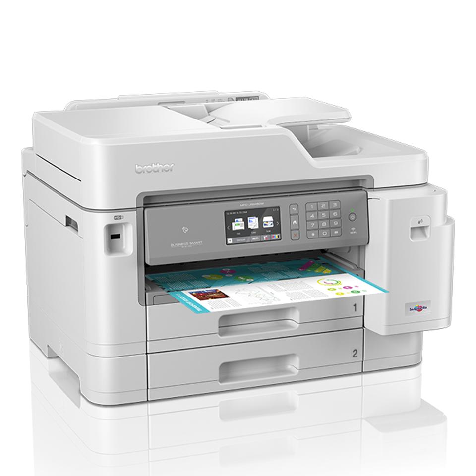 MFC-J5945DW színes wireless A3 tintasugaras 4az1-ben nyomtató 3