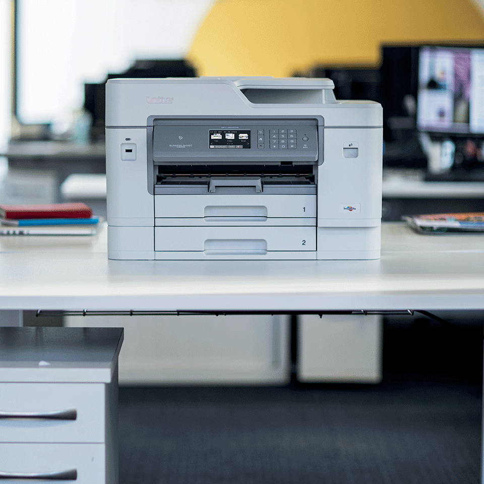 MFC-J6945DW színes wireless A3 tintasugaras 4az1-ben nyomtató 4