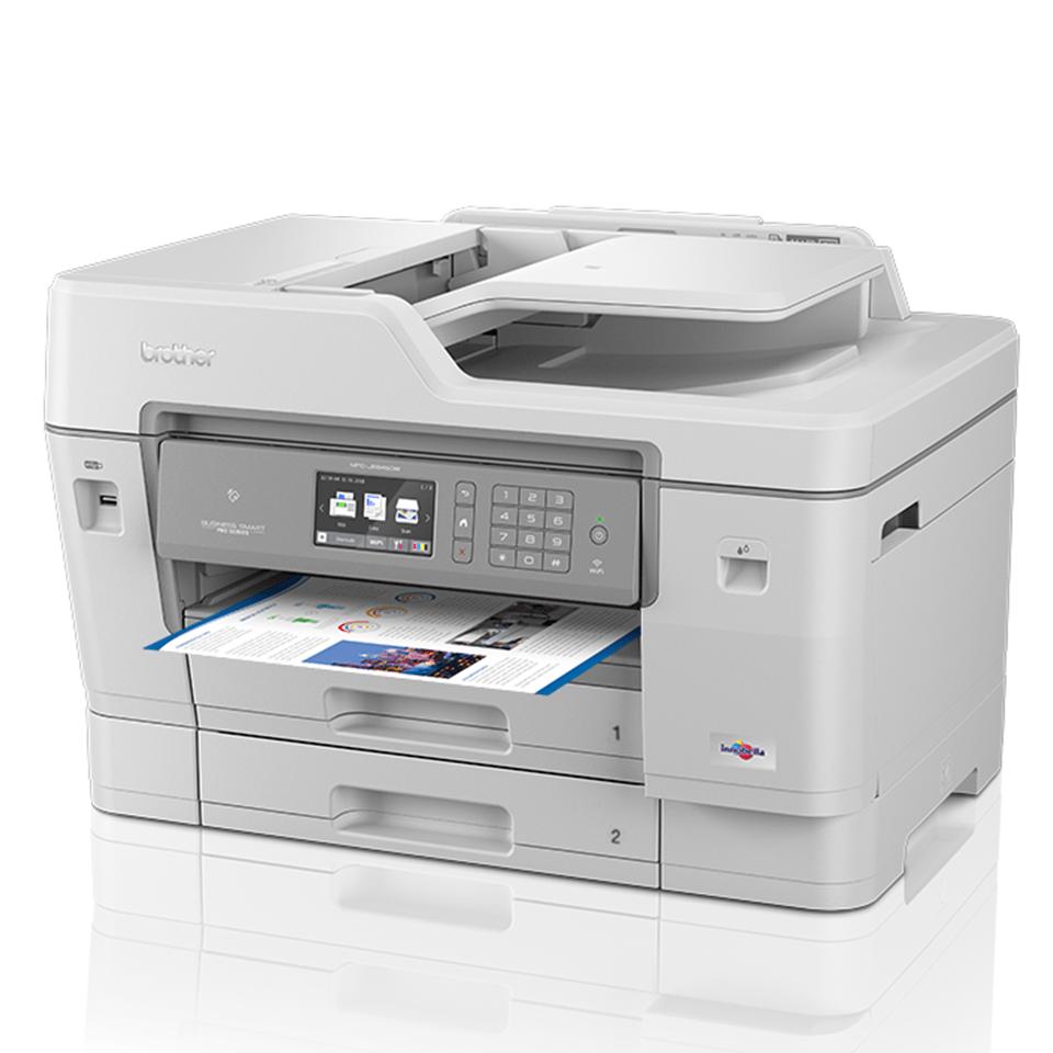 MFC-J6945DW színes wireless A3 tintasugaras 4az1-ben nyomtató 2