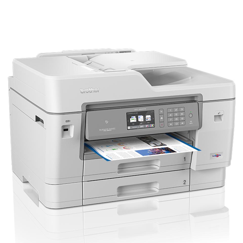 MFC-J6945DW színes wireless A3 tintasugaras 4az1-ben nyomtató 3