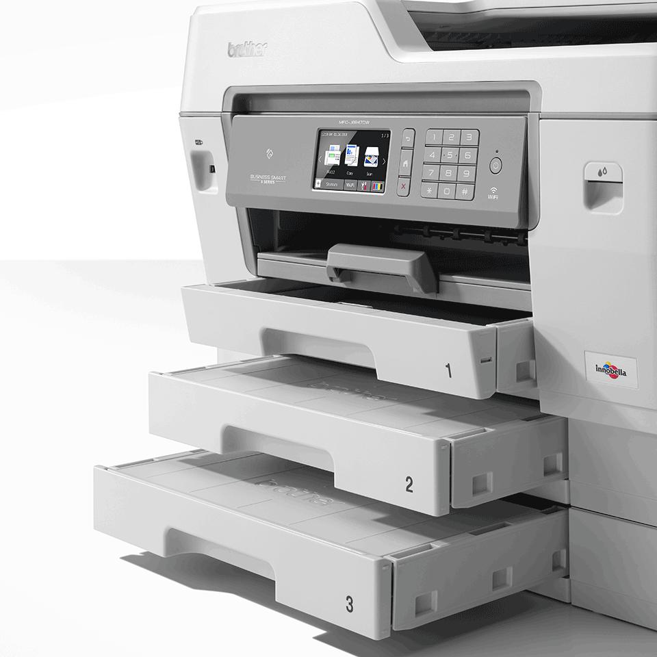 MFC-J6947DW színes wireless A3 tintasugaras 4az1-ben nyomtató 6