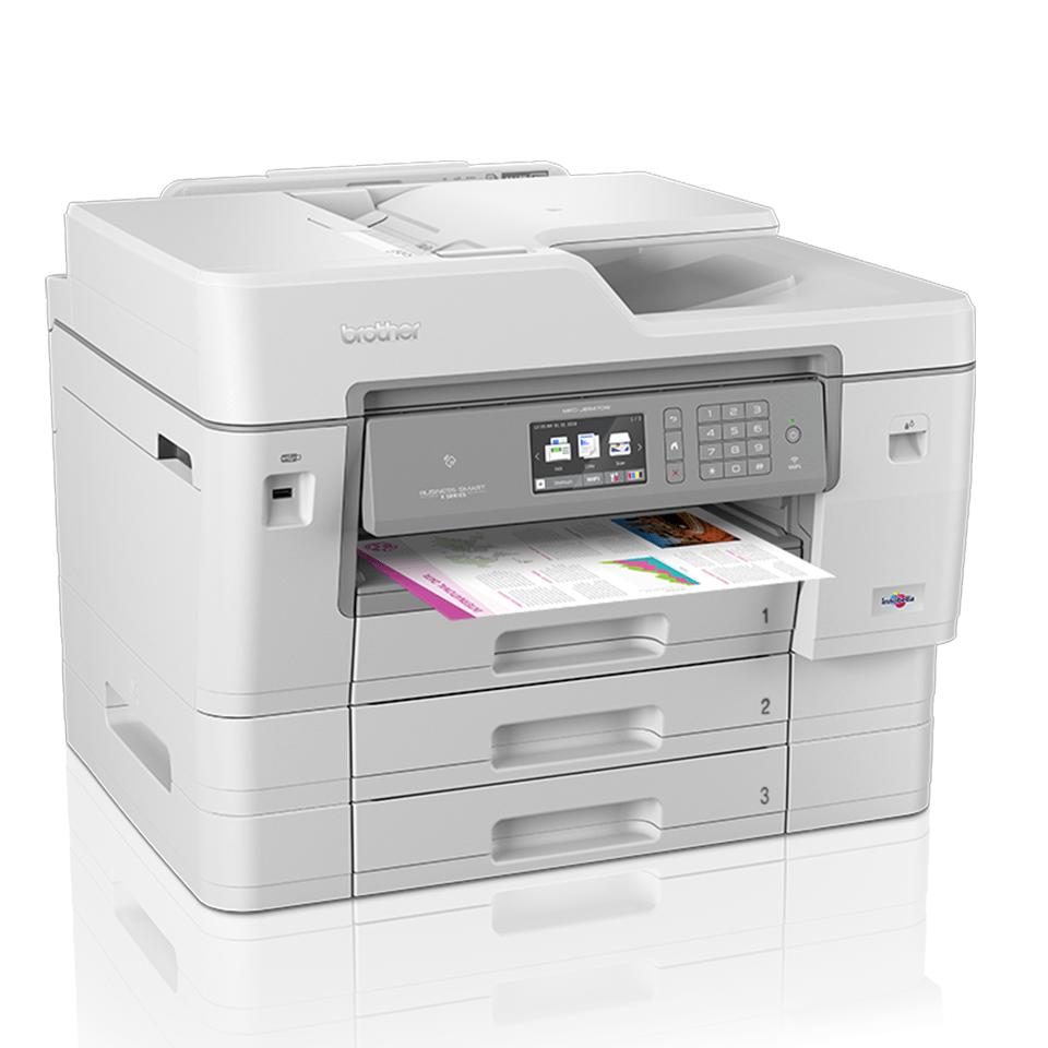 MFC-J6947DW színes wireless A3 tintasugaras 4az1-ben nyomtató 3