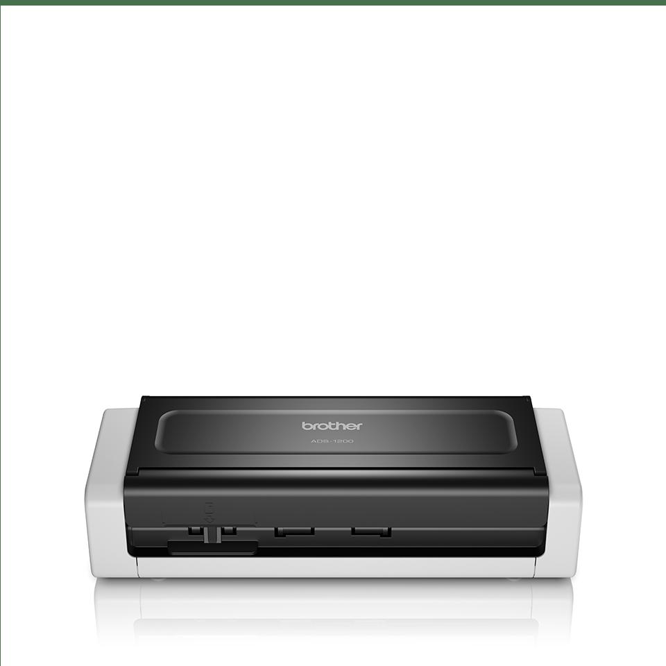 ADS-1200 hordozható, kompakt dokumentum szkenner 4