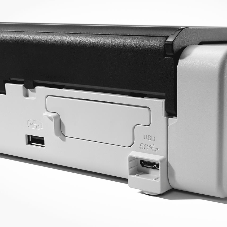 ADS-1200 hordozható, kompakt dokumentum szkenner 7