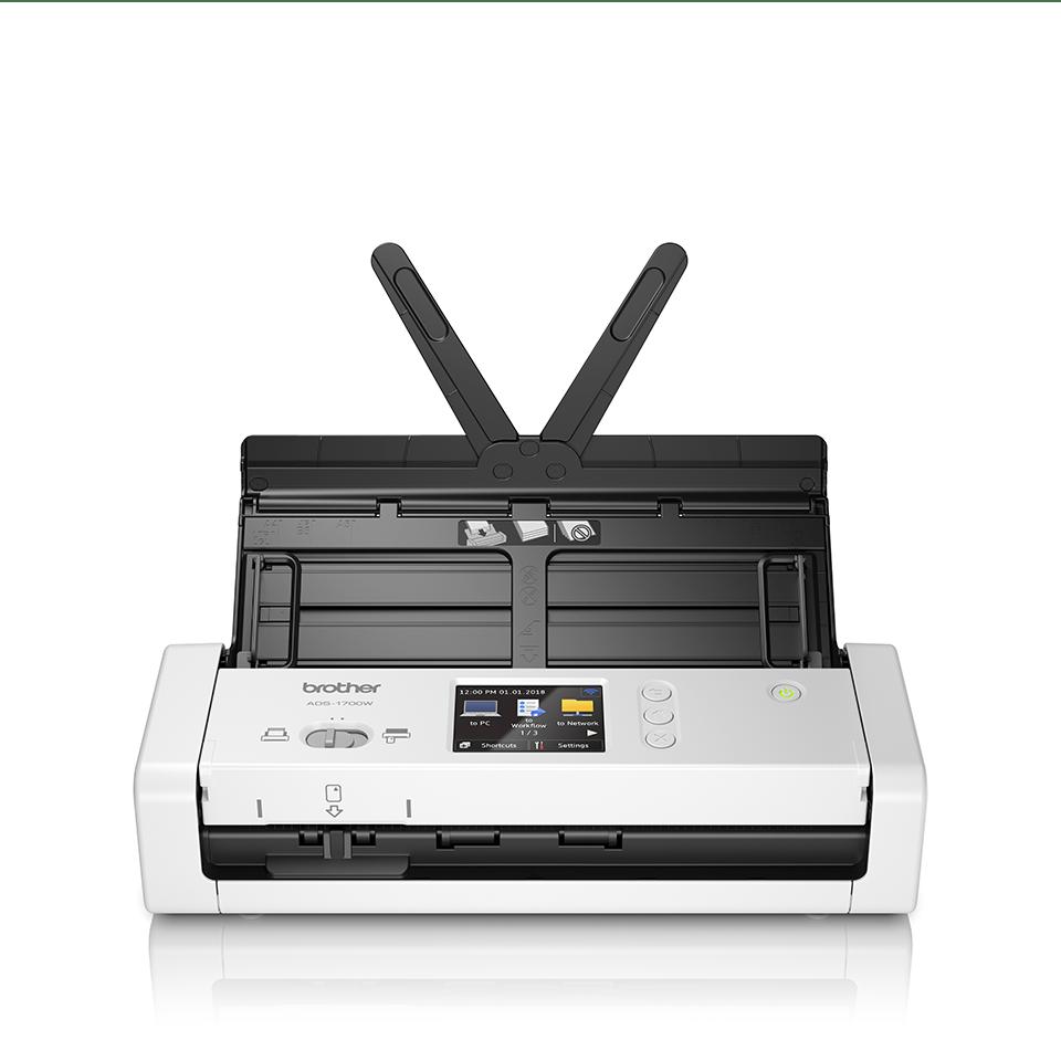 ADS-1700W kompakt dokumentum szkenner 5