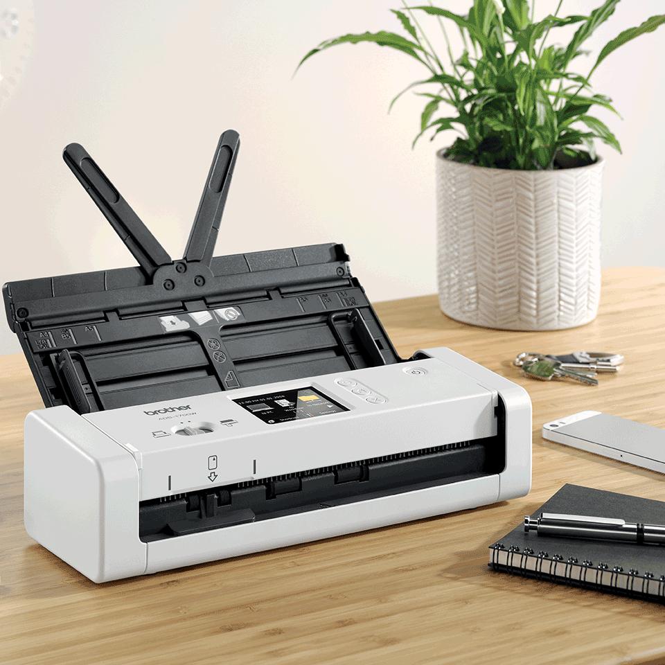 ADS-1700W kompakt dokumentum szkenner 6