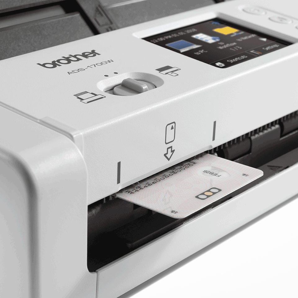ADS-1700W kompakt dokumentum szkenner 7