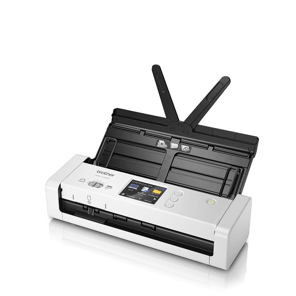 ADS-1700W kompakt dokumentum szkenner 2