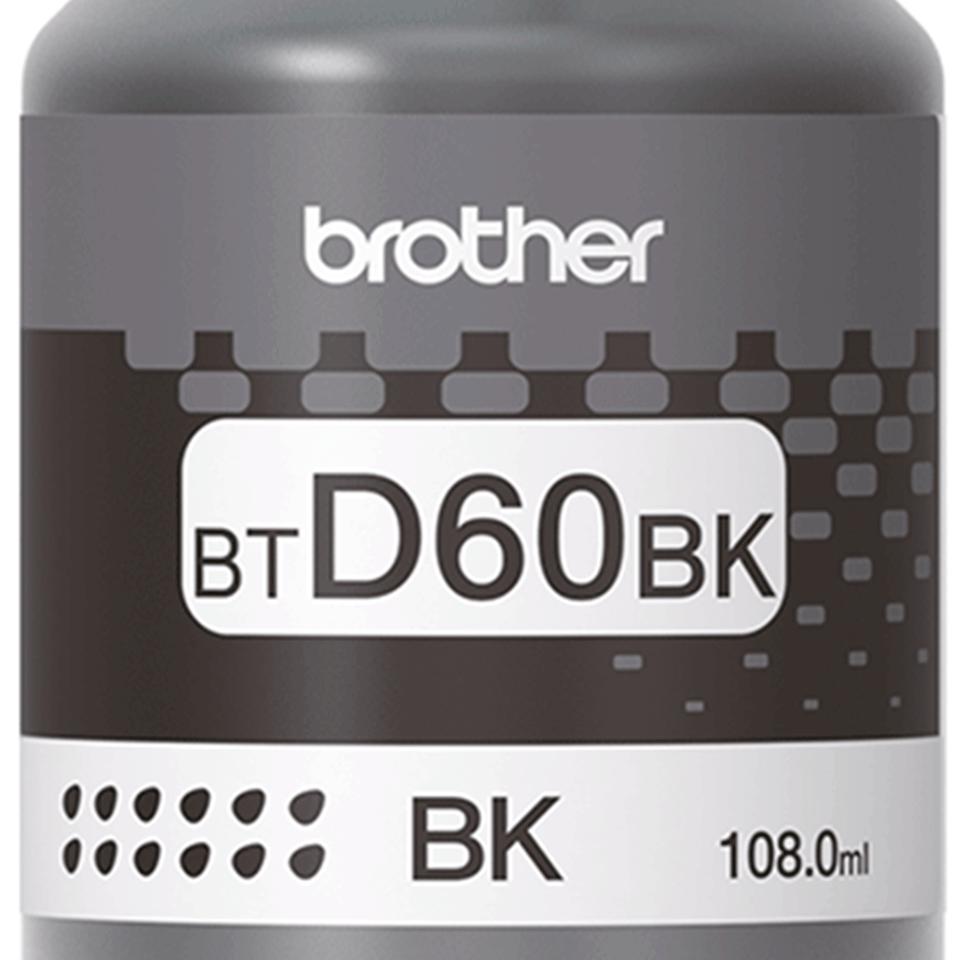 BT60BK eredeti Brother nagytöltetű fekete tintatartály 3
