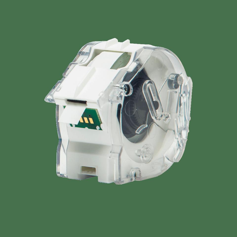Eredeti Brother CZ-1001 színes, folytonos szalagtekercs, 9 mm széles 3