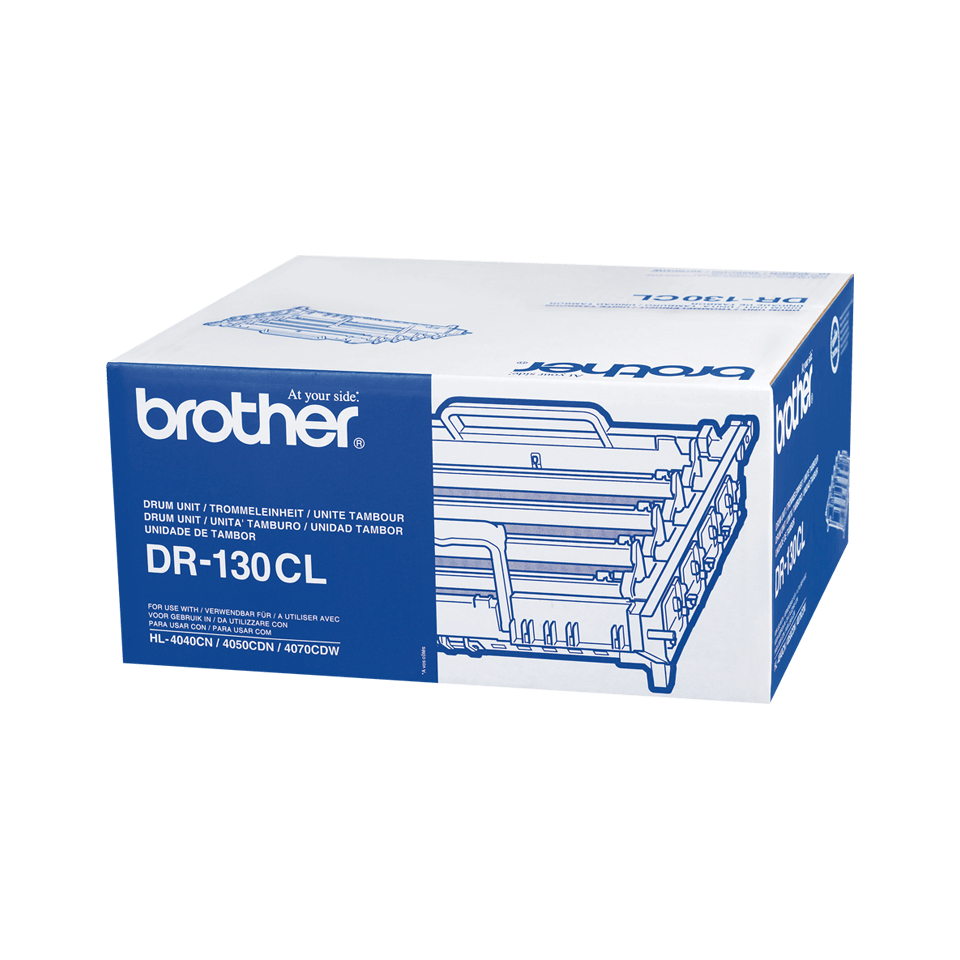 Eredeti Brother DR130CL dobegység csomag