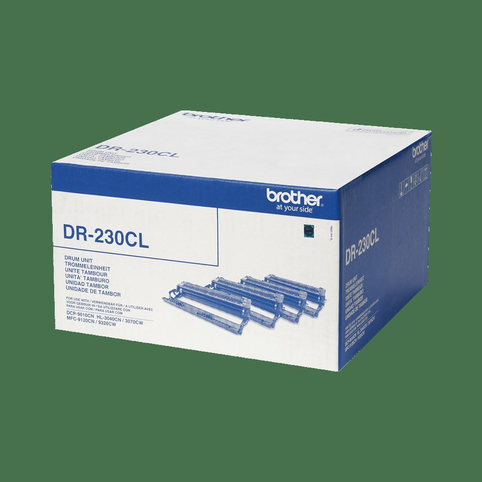 Eredeti Brother DR230CL dobegység csomag