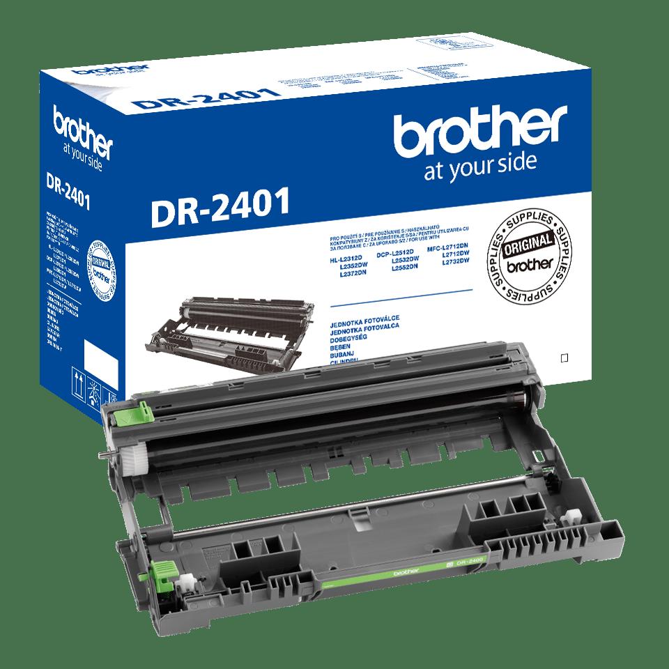 Brother eredeti DR-2401 cserélhető dobegység
