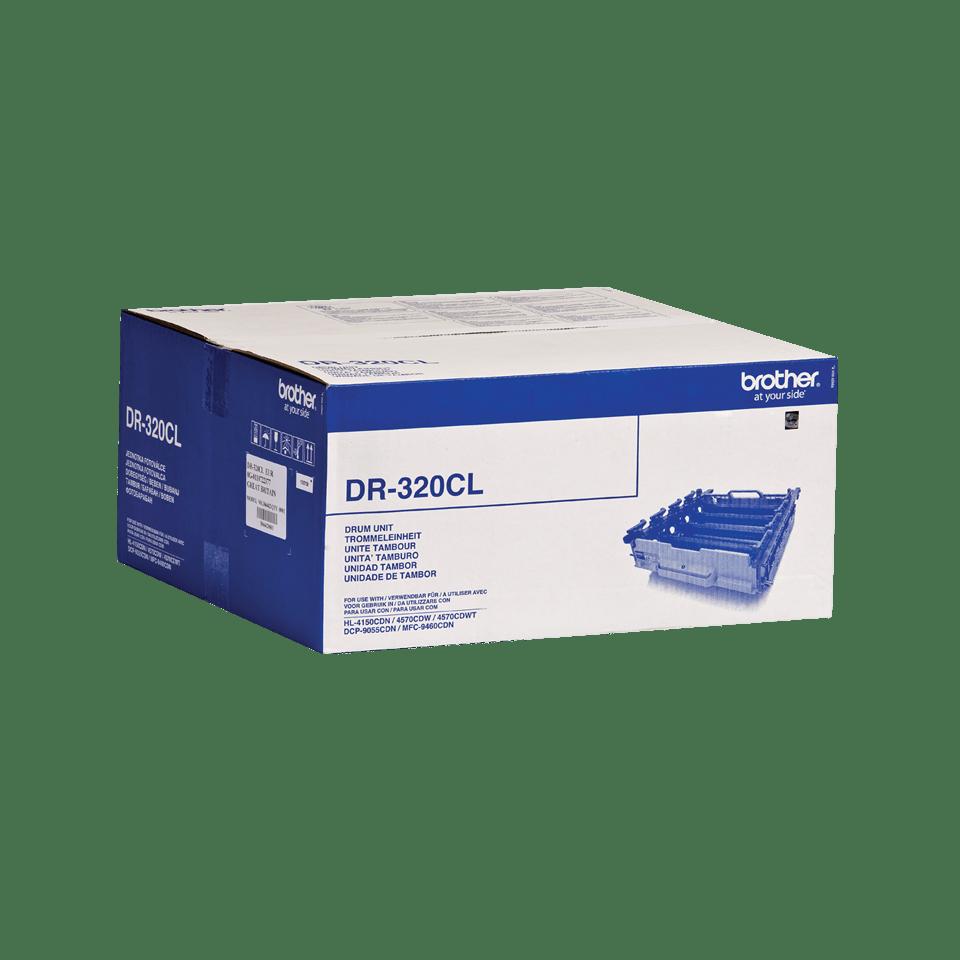 Eredeti Brother DR320CL dobegység csomag 2
