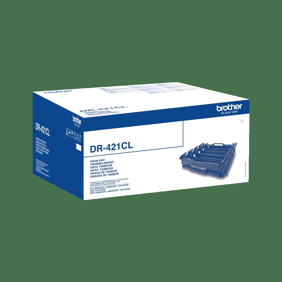 Eredeti Brother DR421CL dobegység csomag 2