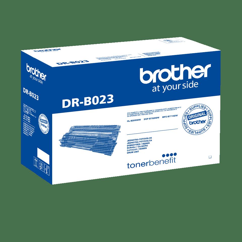 Eredeti Brother DR-B023 cserélhető dobegység 2